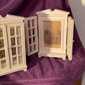 Picture Frames with Windowed Doors